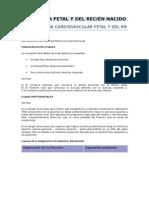 Pediatría-resucccmen de Fisiología Fetal