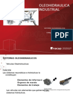 PPT Relator Inacap_sistemas Oleohidraulicos_valvulas