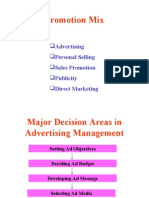 Promotion and Advertising Strategy
