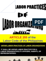 ULP OF LABOR ORGANIZATIONS.ppt