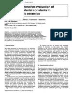 Iterative Automatic Method JPDAP 1994