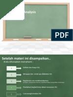 Job Safety Analysis Utk Peserta