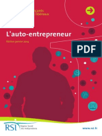RSI Guide Autoentrepreneur 2014