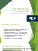 marzano instructional framework pd-1