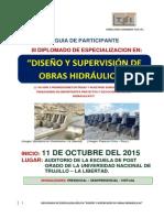 Diseño y Supervisión de Obras Hidraulicas