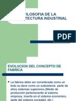 3 Filosofia de La Arquitectura Industrial