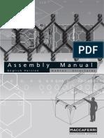 Brochure GabionAssemblyManual