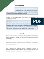 Introdução Ao Orçamento Público - Módulo V