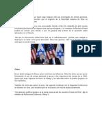 Paises Que Intervinieron en La Guerra de Israel y Siria