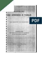 Marteling der Armeniërs in Turkije (Vol. 1)