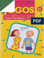 Jogos de Língua Portuguesa - 5º Ano