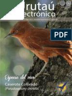URUTAU ELECTRONICO - No 5 - MAYO 2014 - GUYRA PARAGUAY - PORTALGUARANI