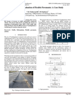 Performance Evaluation of Flexible Pavements