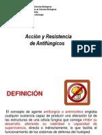 Clase 12 Mec Antifúngicos