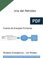 Contexto de la Industria del Petroleo