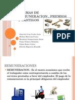 Formas de Remuneración Premios y Castigos en el Trabajo