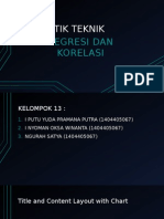 Statistik Teknik