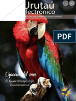 URUTAU ELECTRONICO - No 1 - ENERO 2015 - GUYRA PARAGUAY - PORTALGUARANI