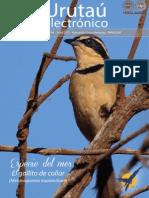 URUTAU ELECTRONICO - No 4 - ABRIL 2015 - GUYRA PARAGUAY - PORTALGUARANI