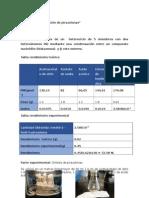 Reporte 5 Pirazolonas