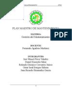 Plan maestro de mantenimiernto.doc