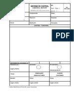 Informe de Control de Calidad Qa Qc Control Funcional