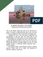 Earth Chakra Centers