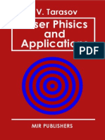 Tarasov Laser Physics and Applications Mir