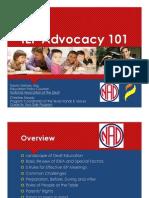 IEP Advocacy 101