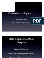 Legislative Bills Session