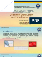 Caso Clínico Bezold Jarisch H.G.R. 72 IMSS