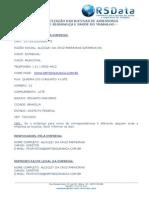 Dados Cadastrais_Plano Consultoria RS DATA