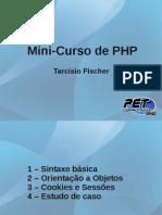 Mini-Curso de PHP