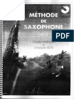 Methode de Saxophone 2 - Delangle Et Bois Descarga Gratuita