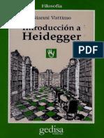 VATTIMO GIANINI INTRODUCCION A HEIDEGGER.pdf