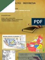 Geologi Indonesia, Cekungan Kutai PPT