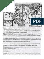 Estados Unidos generalidades, mapa físico y económico