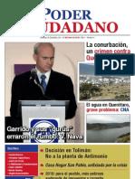 Santiago de Querétaro, Qro. 11 de Enero