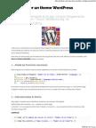 Como Hacer Un Theme WordPress Traducible