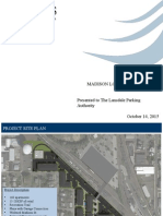 Lansdale Parking Authority Madison project