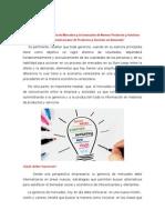 """""""La Gerencia de Mercadeo y la Generación de Nuevos Productos y Servicios frente a la actual escasez de Productos y Servicios en Venezuela"""