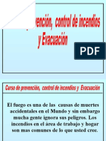 CURSO DE PREVENCION DE INCENDIOS,CONTROL Y EVACUACION.ppt