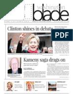 Washingtonblade.com, Volume 46, Issue 42, October 16, 2015