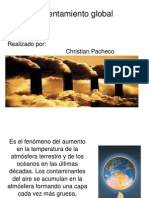Calentamiento Global Christian Pacheco1.2