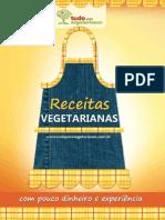 Receitas Vegetarianas - Com Pouco Dinheiro e Experiência