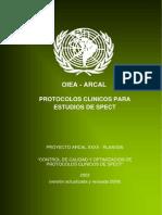 SPECT Protocols Spanish-updated