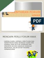 Definisi Forum Anak