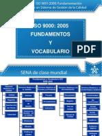 Conceptos ISO 9000-2005