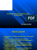 Fundamentos de La Regulacion