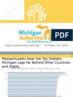 Presentations_October 13 2015_Michigan Achieves Convening With Paul Reville Slides